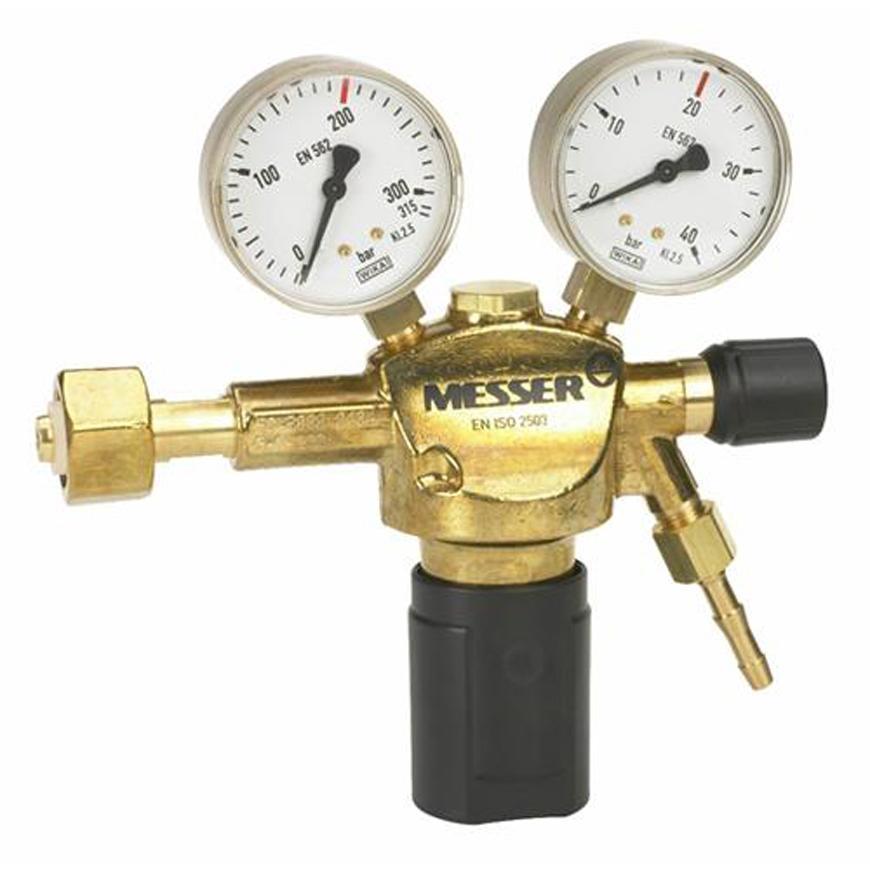 "Ventil Messer 717.05524, G1/4"", DN6, 50 bar, Ochr. a vzacny plyn"