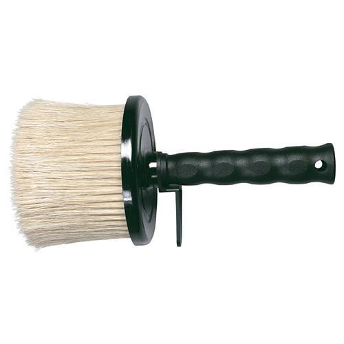 Štetka Brosse PB003, 105 mm, murárska, maliarska, biely PVC vlas
