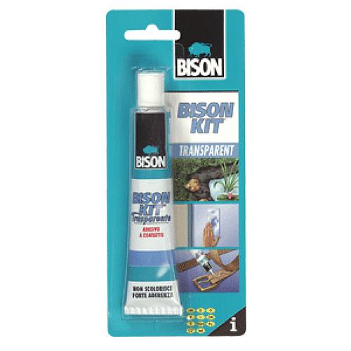 Lepidlo Bison Kit Transparent, 50 ml
