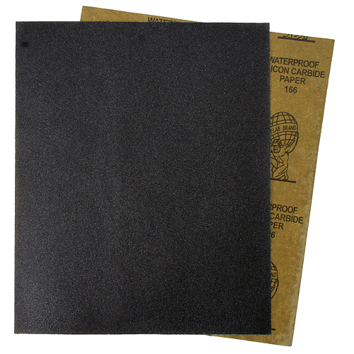 Papier KONNER Sicpap 166 280/230 mm, P080, brúsny