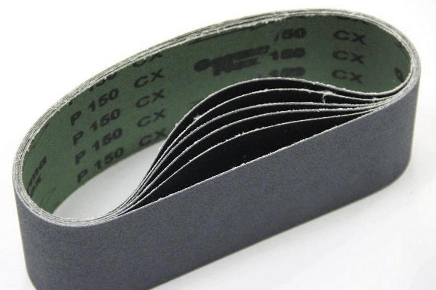 Pas GermaFlex CX 200x750 mm, P120, SiC