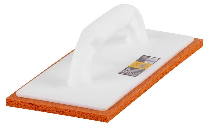 Hladítko Strend Pro MT511 280x140x10 mm, huba Orange