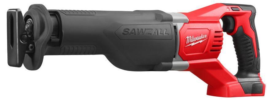 Pila Milwaukee M18 BSX-0, chvostova