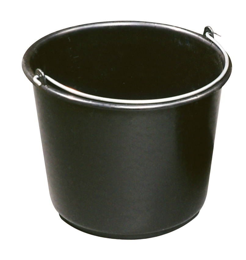 Vedro ReCycled® 16 lit, stavebné, plast