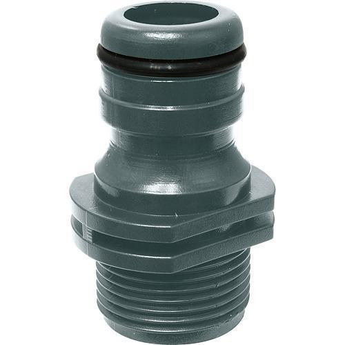 "Adaptér AQUACRAFT® 550940, MAX-Flow, 3/4"", na hadicu"