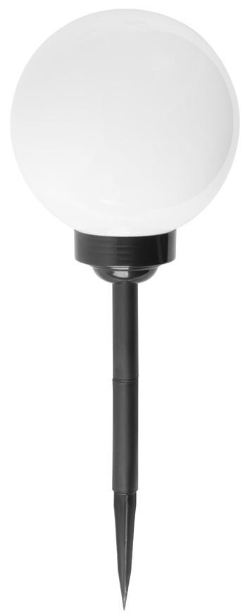 Lampa Solar Birdun, 20 cm, 4 LED, AA
