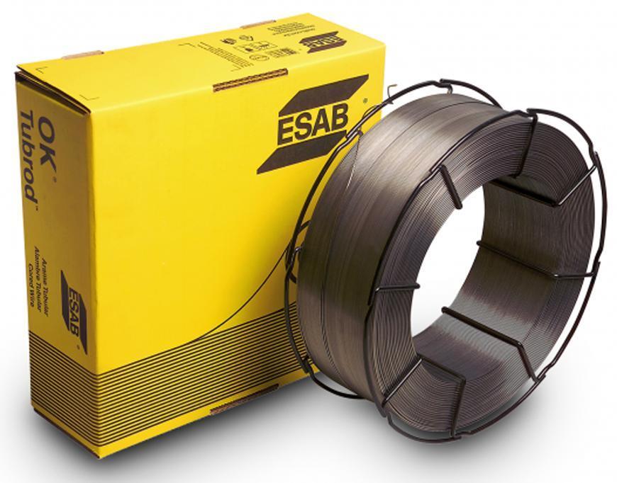 Drot ESAB OK Tubrod 15.00 1,2 mm • bal. 16 kg