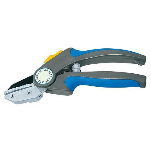 Nožnice AQUACRAFT® 340063, Comfort, záhradné, s nákovkou, Soft/Lock/Anvil