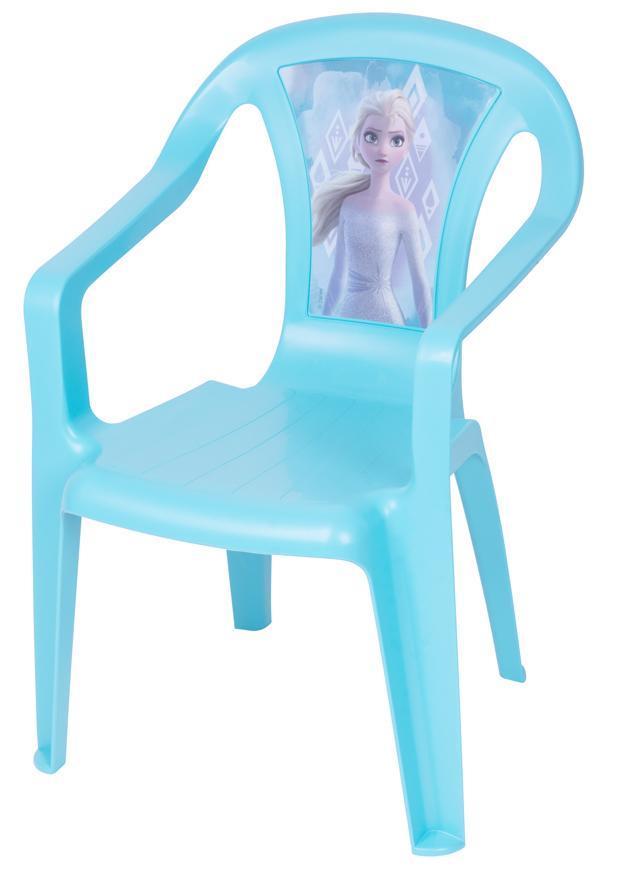 Stolička BABY Disney Frozen 3115c, detská 52x40x36,5 cm, mix obrázkov