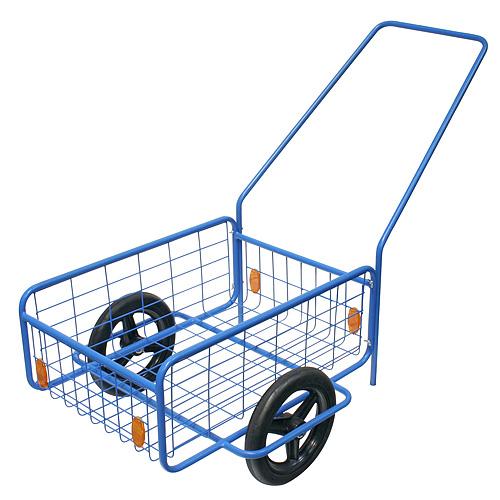 Vozik RDV 6, RAPID 6, 80 kg, koleso 290 mm, plné