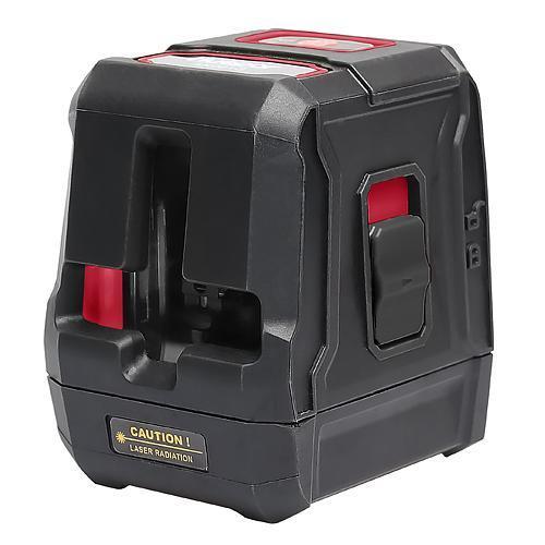 Laser Strend Pro AK011R, krížový, červený, 15 m
