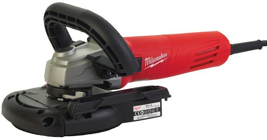 Bruska Milwaukee® AGV 12-125 X DEG-SET, 125mm, 1200W, s krytom