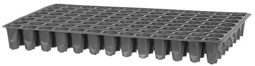 Sadbovač Strend Pro, na priesady, 53x33x6 cm, 104 priesad, okrúhly