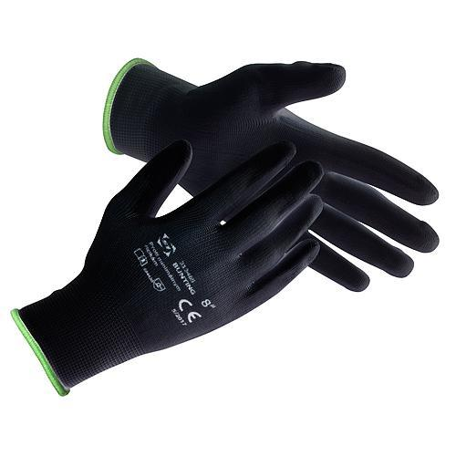 Rukavice ST BROTULA Black 06 (XS) záhradné