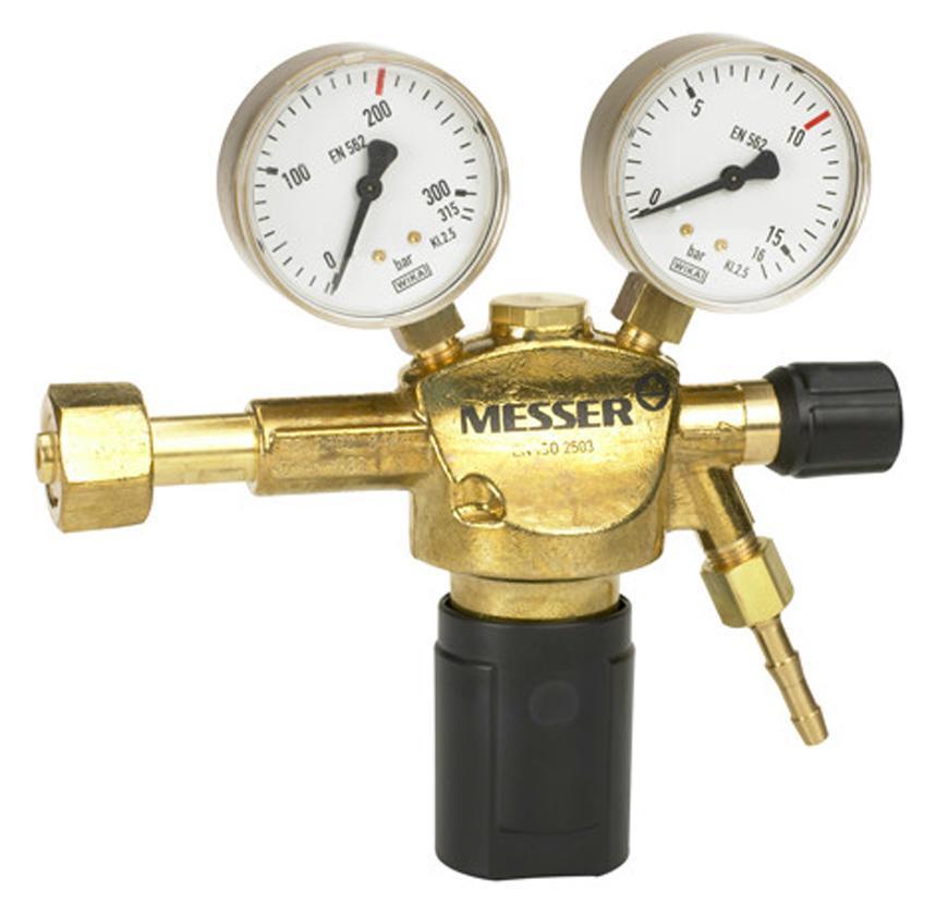 "Ventil Messer 716.20119, G1/4"", DN6, 10 bar, Ochr. a vzacny plyn"