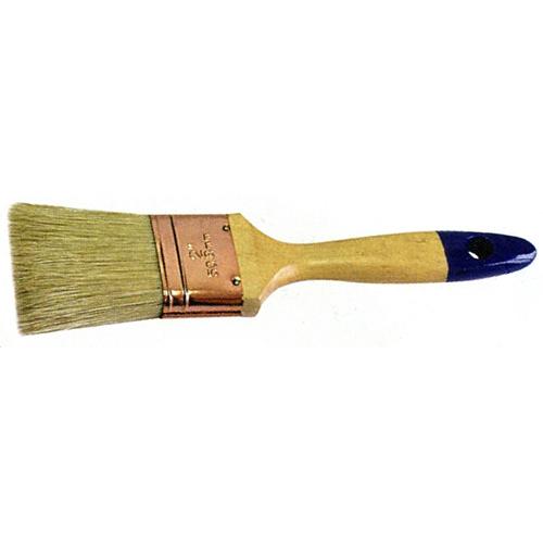 """Štetec JA001, 2.0"""", plochý, s drev. rúčkou"""