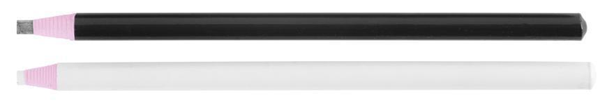 Sada ceruziek Strend Pro PS100, značkovacích, čierna/žltá