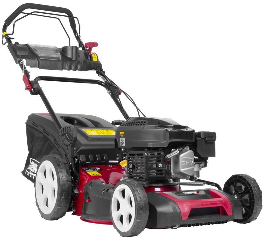 Kosačka Strend Pro GL-23058B, benzínová, 2,5 kW, záber 51 cm