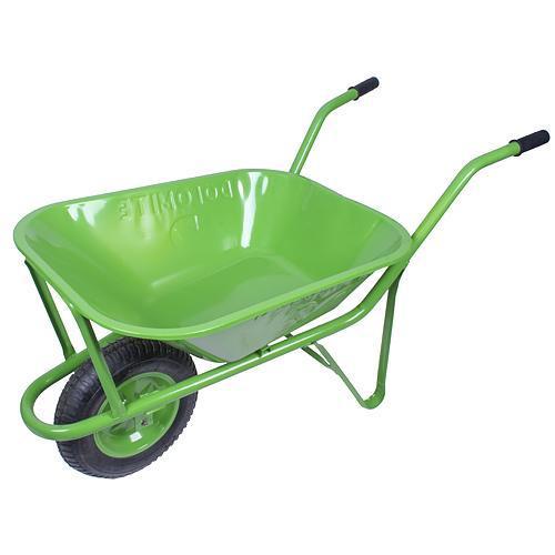 Furik DOLOMITE, 60 lit, s nafukovacím kolesom, zelený, max. 150 kg