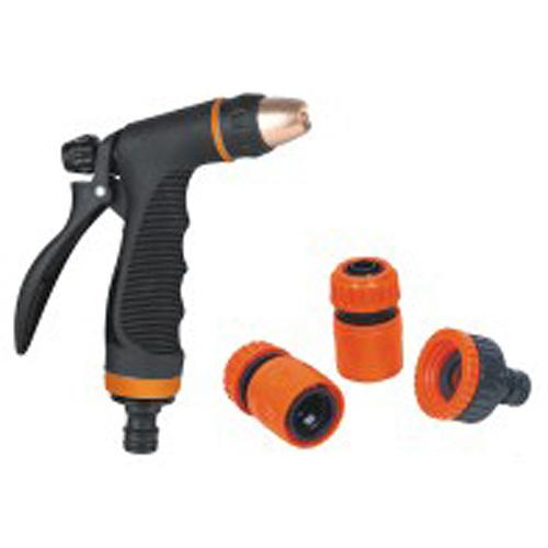 Sada zavlažovacia Strend Pro Garden TS4026, záhradná, 1x pištoľ, 2x spojka, 1x adaptér