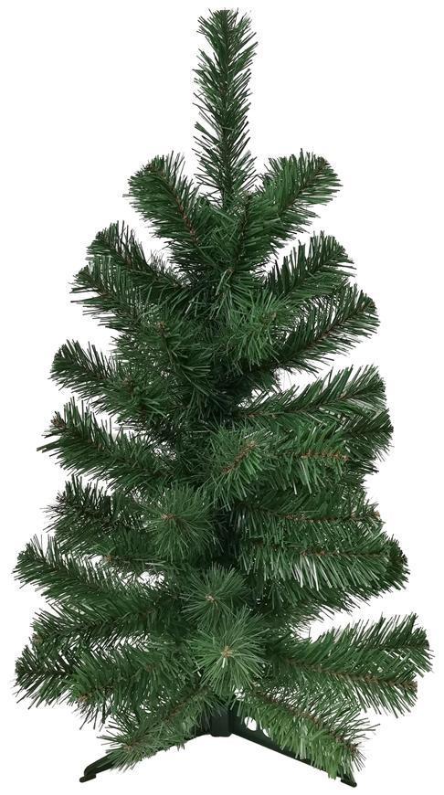Stromček MagicHome Vianoce, stolový, 60 cm