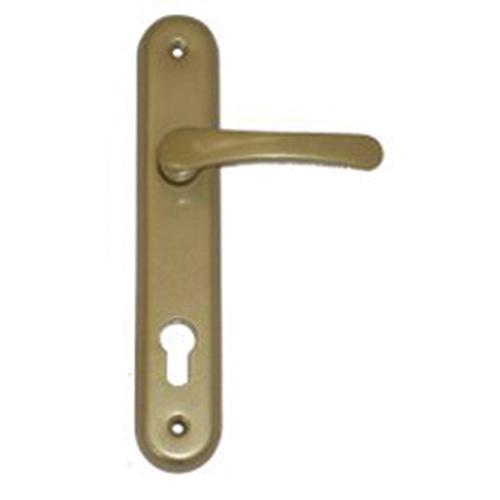 Kľučka na dvere MagicHome Manuela V90, hnedá