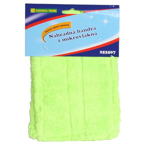 Handra Cleonix, náhradná na mop zelený