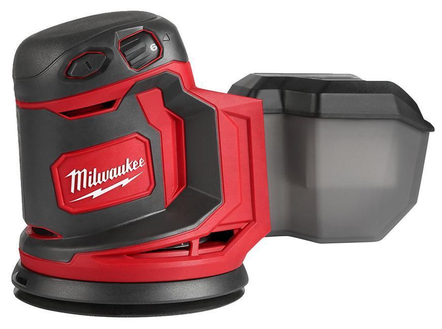 Bruska Milwaukee® M18 BOS125-0, 125 mm, excentrická