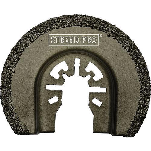 Nástroj Strend Pro CS-R019 pílový list - polkruh karbidový, na multibrúsku, 65 mm, G050