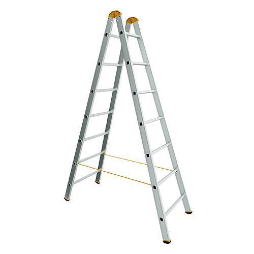 Rebrík ALVE 8907, 2x07, dvojitý