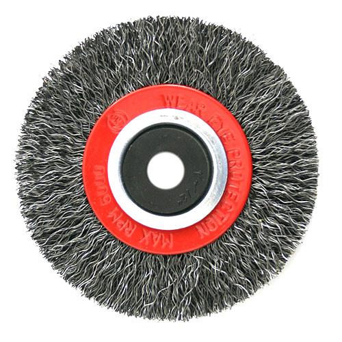Kefa Strend Pro CWB-506 150/31,5 mm, okružná, vlnitá