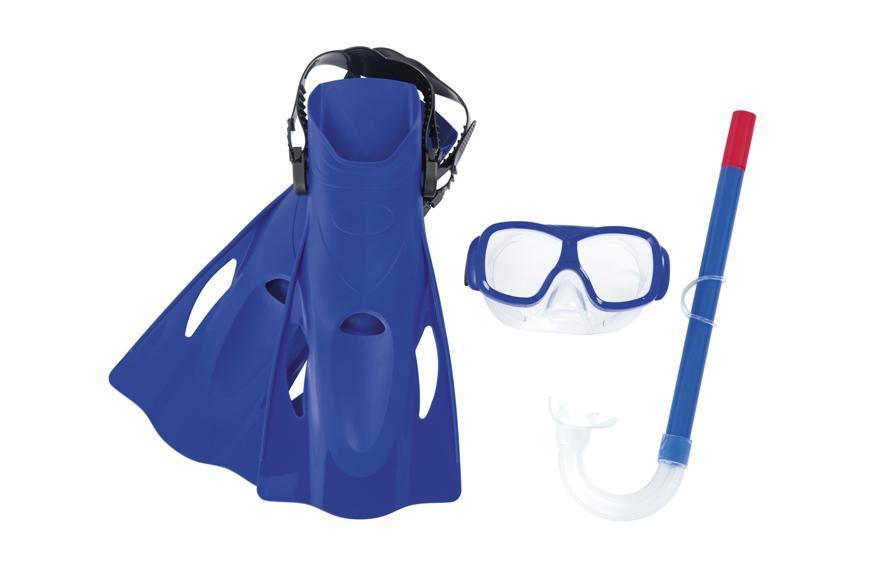 Sada Bestway® 25019, Hydro-Swim Freestyle Snorkel, detské, na potápanie