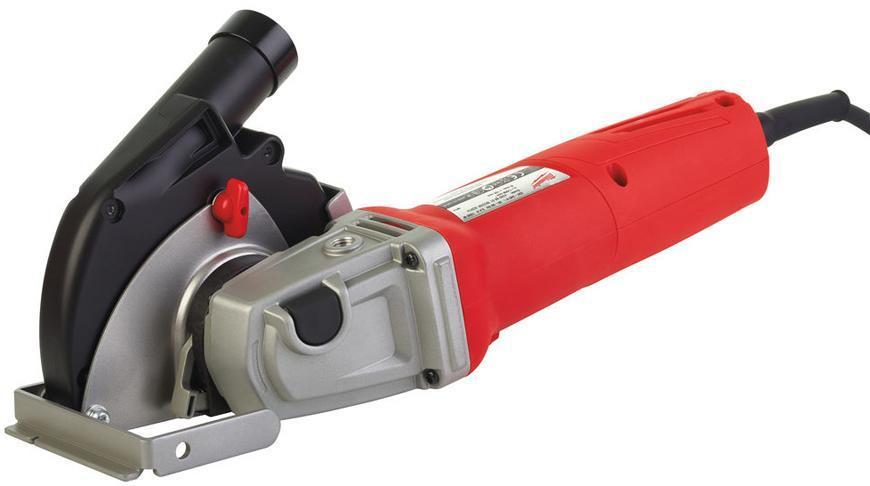 Bruska Milwaukee® AGV 12-125 X DEC-SET, 125mm, 1200W, s krytom