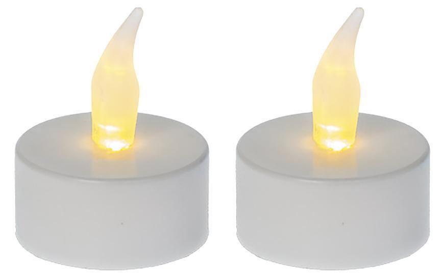 Sviečky MagicHome Vianoce, 1 LED, bal.  2 ks