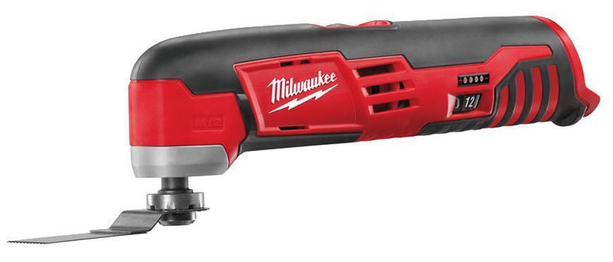 Multifunkcne naradie Milwaukee C12 MT-0