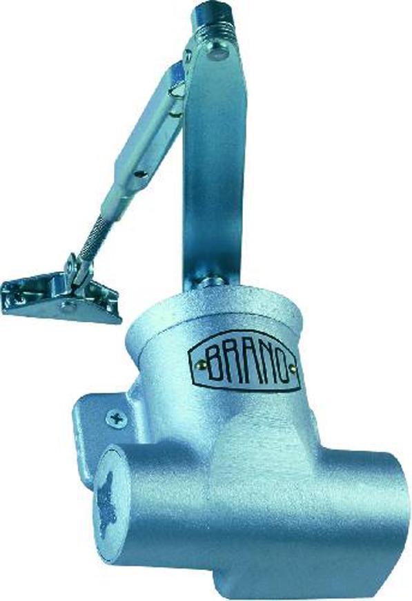 Zatvarac Brano R-12 11, 00-25 kg, L-070 mm, SB