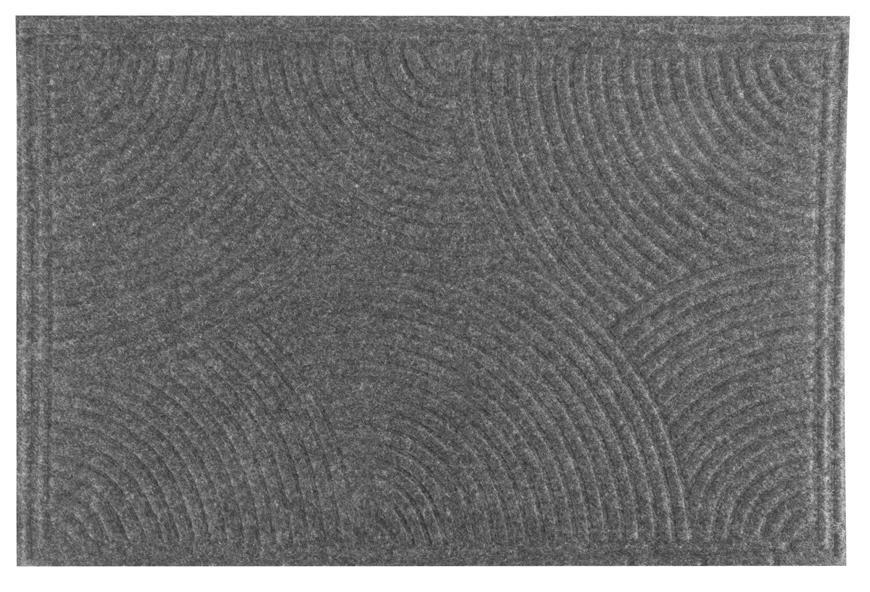 Rohožka MagicHome CBM 5013, Wi-Fi, 60x40 cm, seda