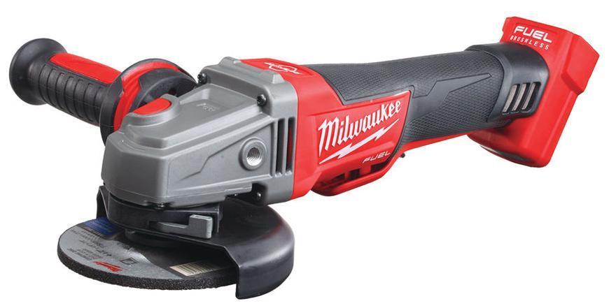 Bruska Milwaukee® M18 CAG115XPDB-0X, uhlová