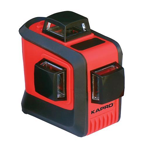 Laser KAPRO® 883N Prolaser®, 3D All-Lines, RedBeam, v kufri