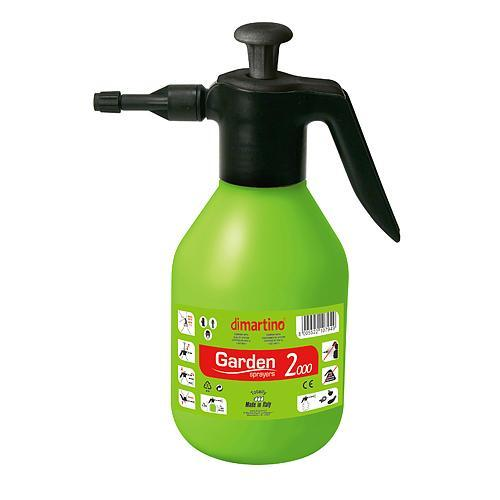 Postrekovač dimartino® GARDEN 2000, ručný, 1.80/2.50 lit, 2 bar, 60°, NBR