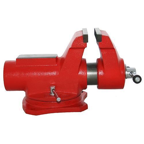 Zverák Strend Pro Premium XV-224, 125 mm, GS, dielenský, otočný