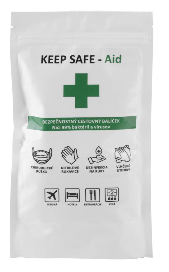 Balík KEEP SAFE L - dezinfekcia