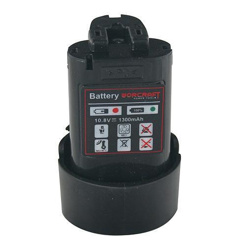 Akumulator Worcraft CD-10,8 Li-ion, náhradný, 1300 mAh