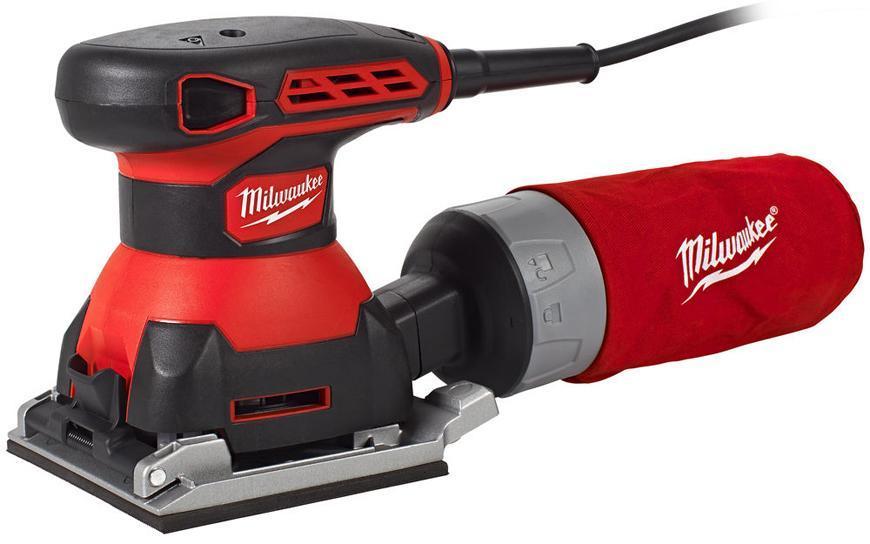 Bruska Milwaukee® SPS 140, 260W, vibracna (113x105 mm)