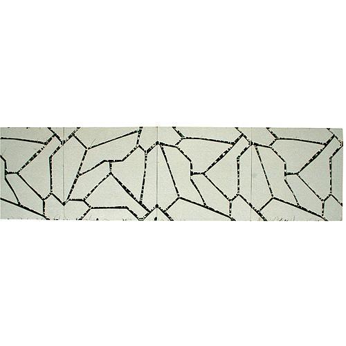 Podlaha SunnyGarden X-035 Polygon, 300x300 mm 6 ks