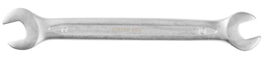 Kluc Strend Pro 3113 10x11 mm, vidlicový, Cr-V