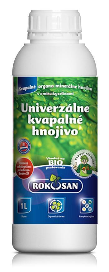 Hnojivo Rokosan Univerzálne kvapalné hnojivo, 1 lit