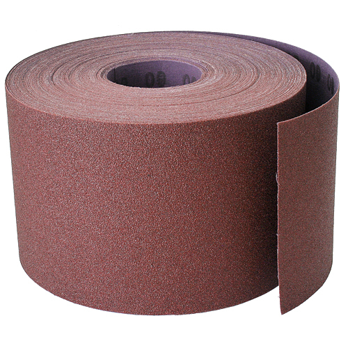 Pás KONNER R10 150 mm L-50 m, P060, brúsny, AluOxide