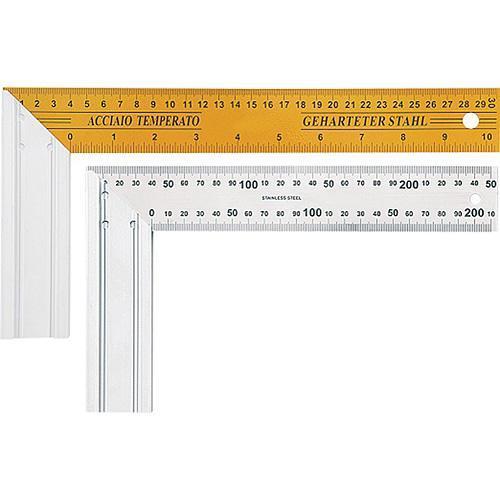 Uholník DY-5007B • 400 mm, Alu