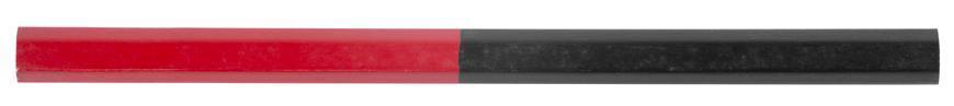 Ceruzka Strend Pro CP0657, tesárska, dvojfarebná, 180 mm, 12 ks